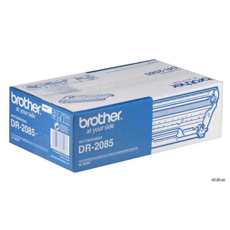Фотобарабан Brother DR-2085 12000стр
