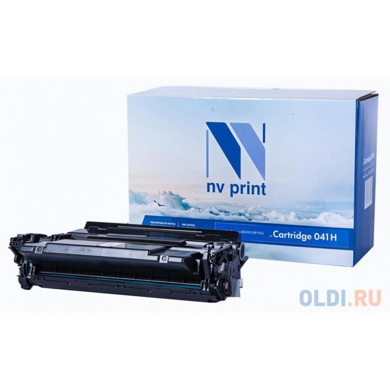 Картридж NV-Print NV-041H для Canon I-SENSYS LBP312X 20000 Черный