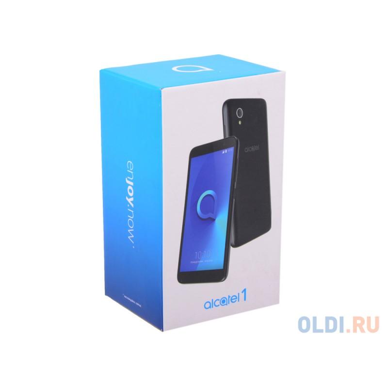 Смартфон Alcatel 1 5033D 8 Gb Metalic Black