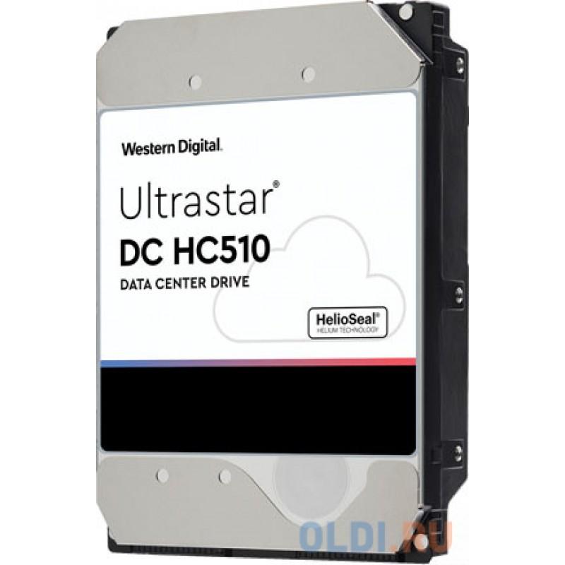 Жесткий диск HGST Ultrastar He10 HUH721010ALN604 0F27504 10 Tb