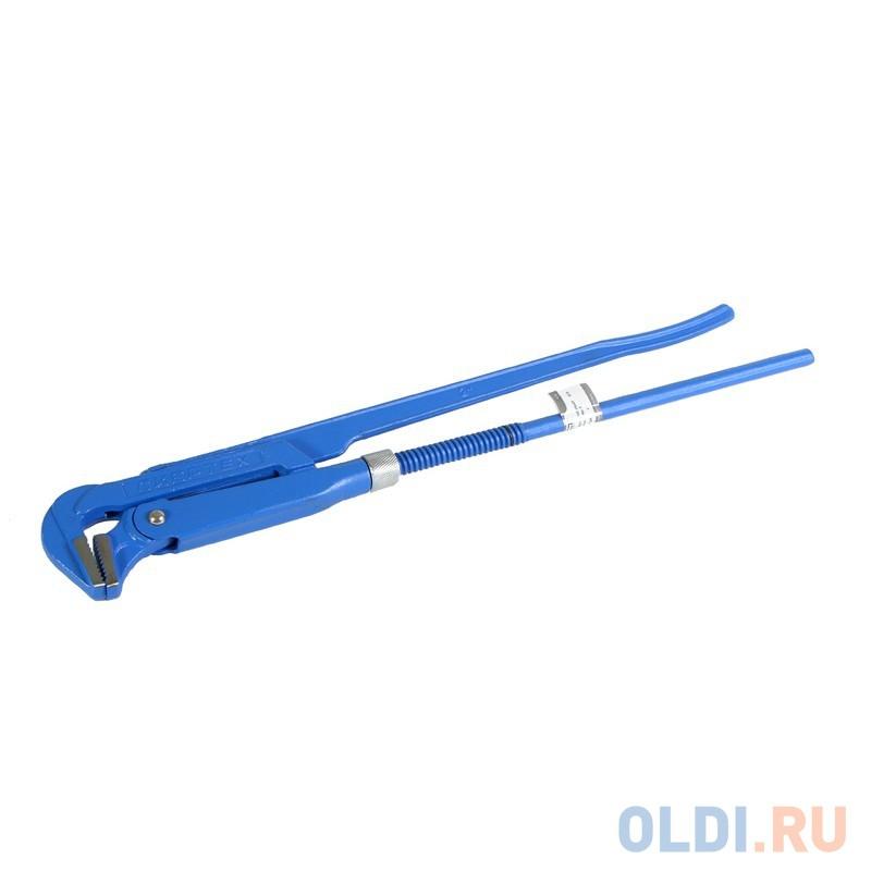Ключ СИБРТЕХ 15762  трубный рычажный №4 литой