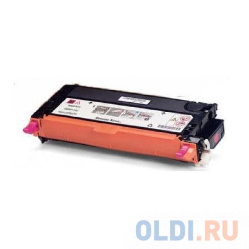 Картридж Xerox 106R01401 106R01401 для Xerox Phaser 6280 5900стр Пурпурный