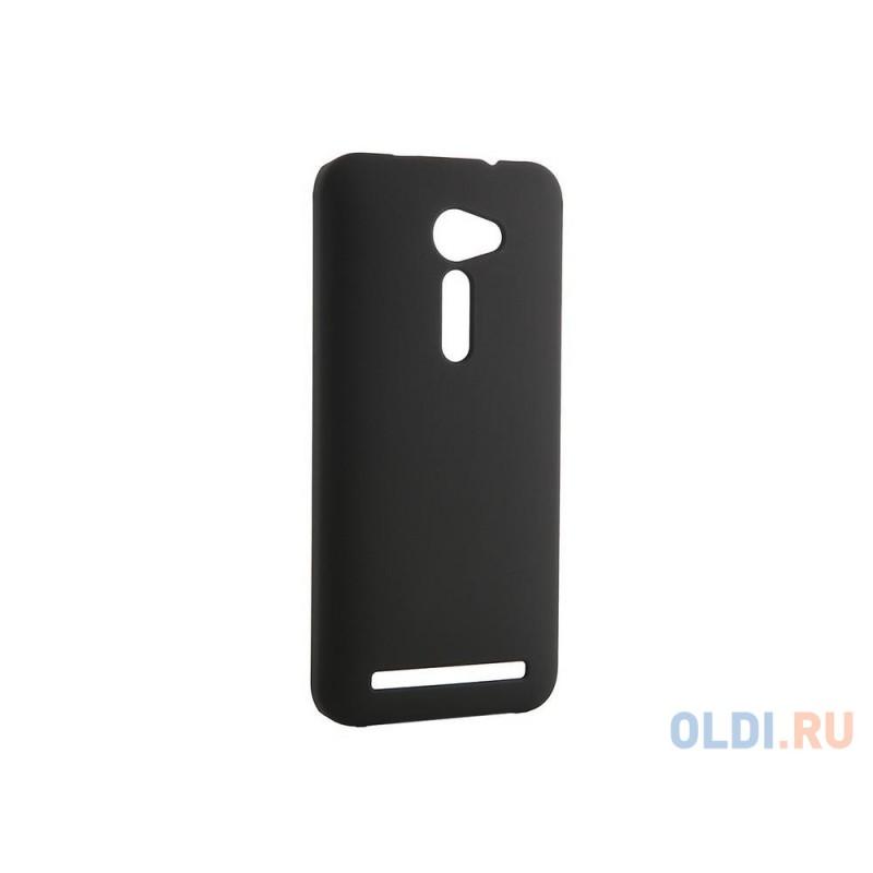 Чехол-накладка Pulsar CLIPCASE PC Soft-Touch для Asus Zenfone 2 ZE500CL 5.0 inch (черная)