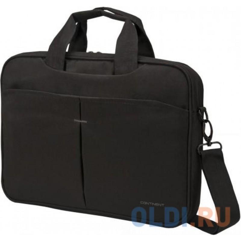 Сумка для ноутбука Continent (13,3) CC-014 Black, цвет черный (CON-CC014/BLACK)