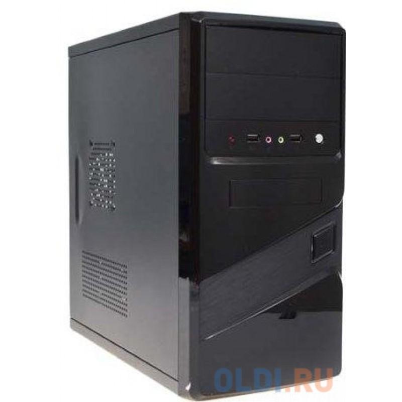 Корпус microATX Super Power Winard 5816 Без БП чёрный