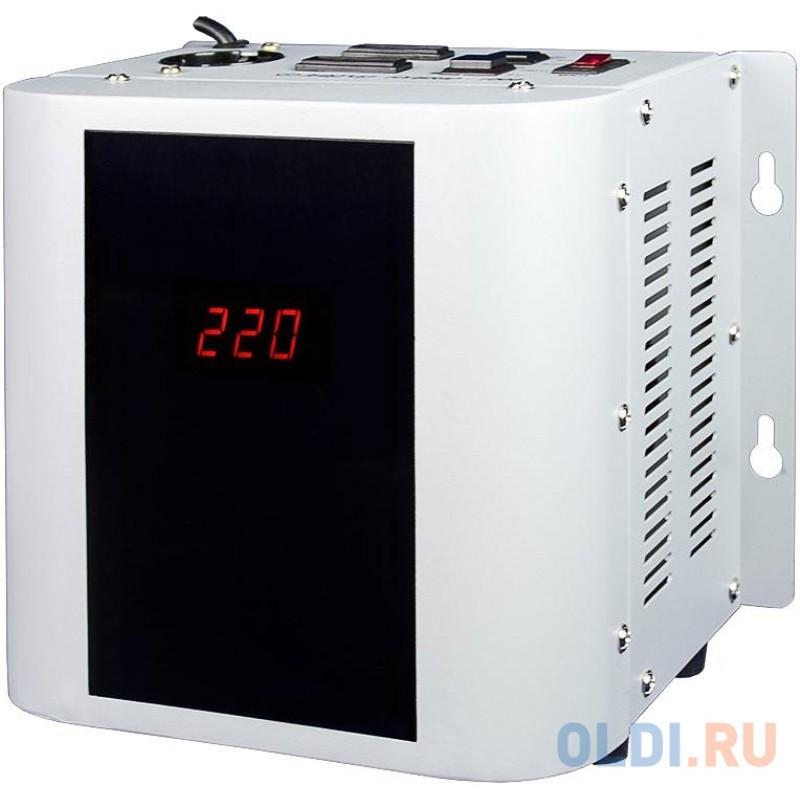 Стабилизатор напряжения Энергия Нybrid 1000 3 розетки