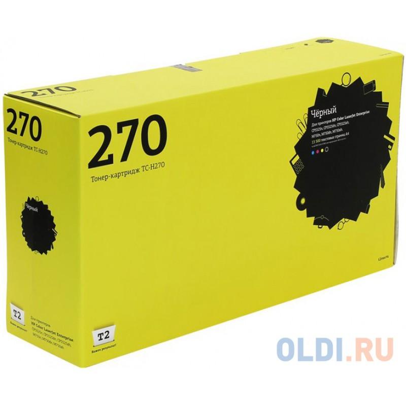 Картридж T2 CE270A 13500стр Черный