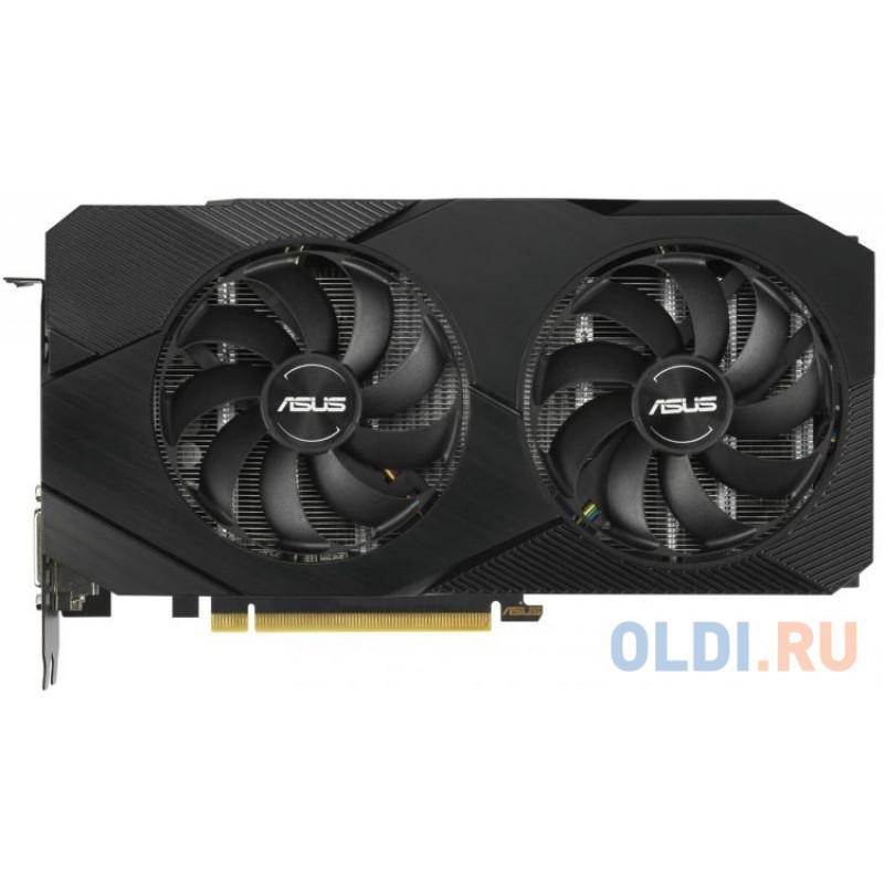 Видеокарта ASUS nVidia GeForce RTX 2060 DUAL EVO 6144Mb