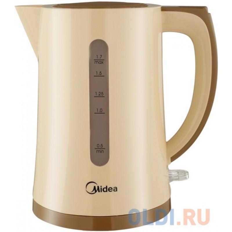 Чайник Midea MK-8091 бежевый