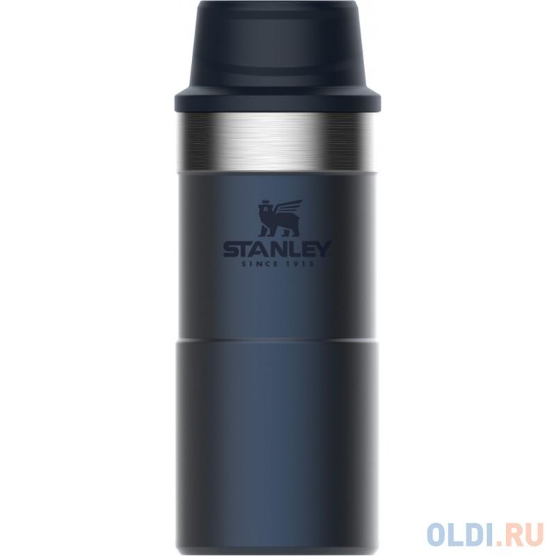 Термокружка Stanley Classic 0,35л синий 10-06440-017 10-09848-009