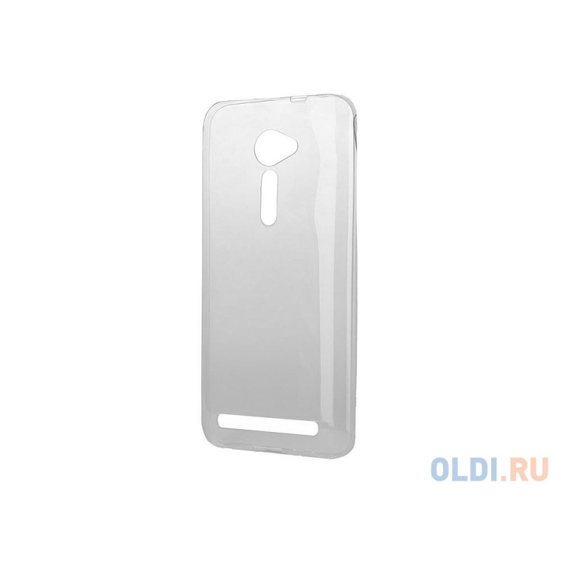 Чехол силикон iBox Crystal для  Asus Zenfone 2 ZE500CL серый