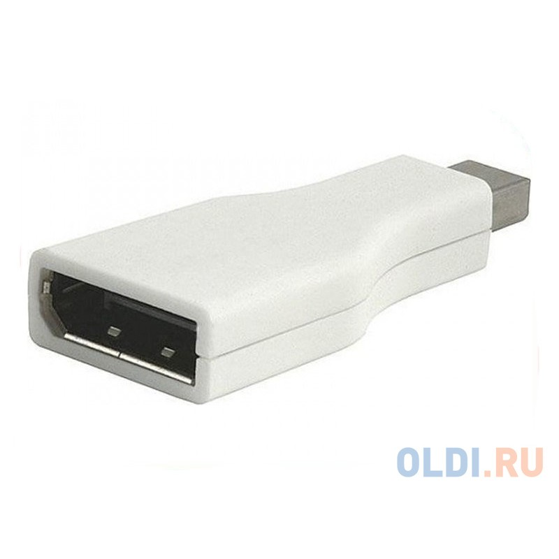 Переходник Mini DisplayPort(M) -DisplayPort (F) VCOM <CA805