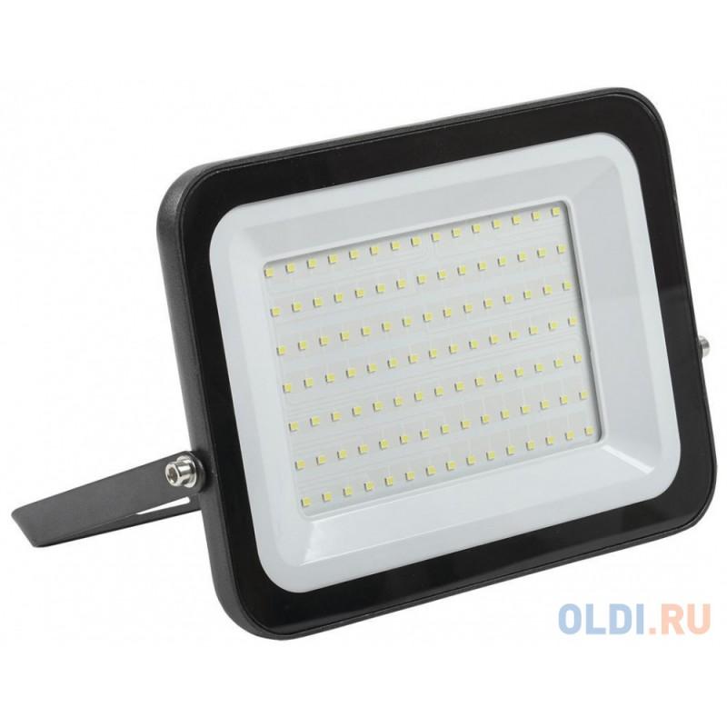 Iek LPDO601-100-65-K02 Прожектор СДО 06-100 светодиодный черный IP65 6500 K IEK