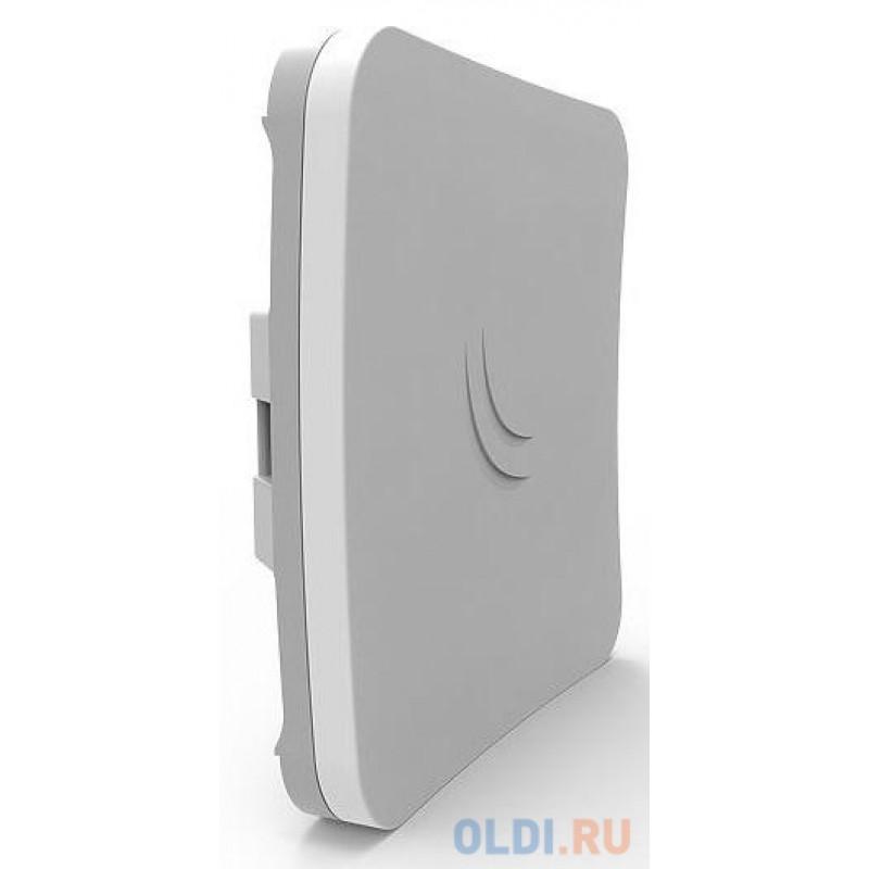 Точка доступа MikroTik RouterBOARD SXTsq 5 High Power 802.11an 5 ГГц 1xLAN серый RBSXTSQ5HPND
