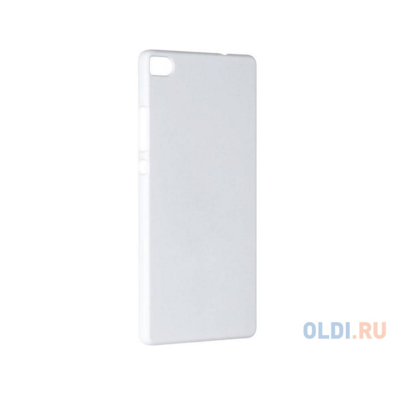 Чехол-накладка Pulsar CLIPCASE PC Soft-Touch для Huawei P8 (белая)