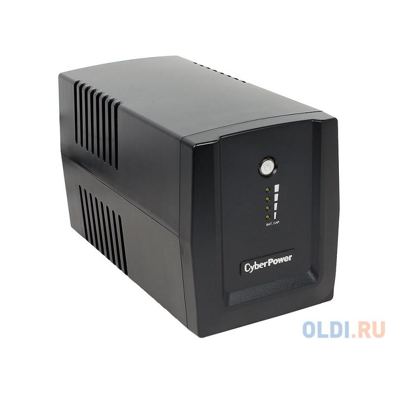 ИБП CyberPower UT2200EI 2200VA/1320W USB/RJ11/45 (4+2 IEC)
