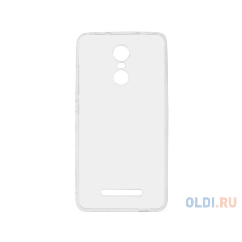 Чехол силиконовый DF xiCase-21 для Xiaomi Mi Note 3