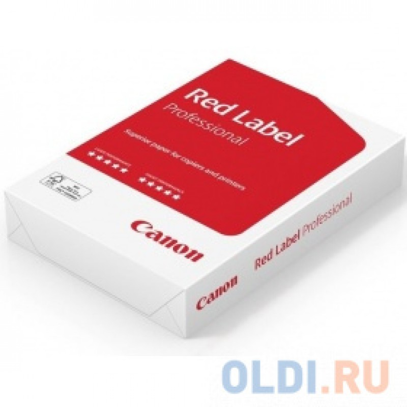 Бумага Canon Red Label Experience A4/80г/м2/500л