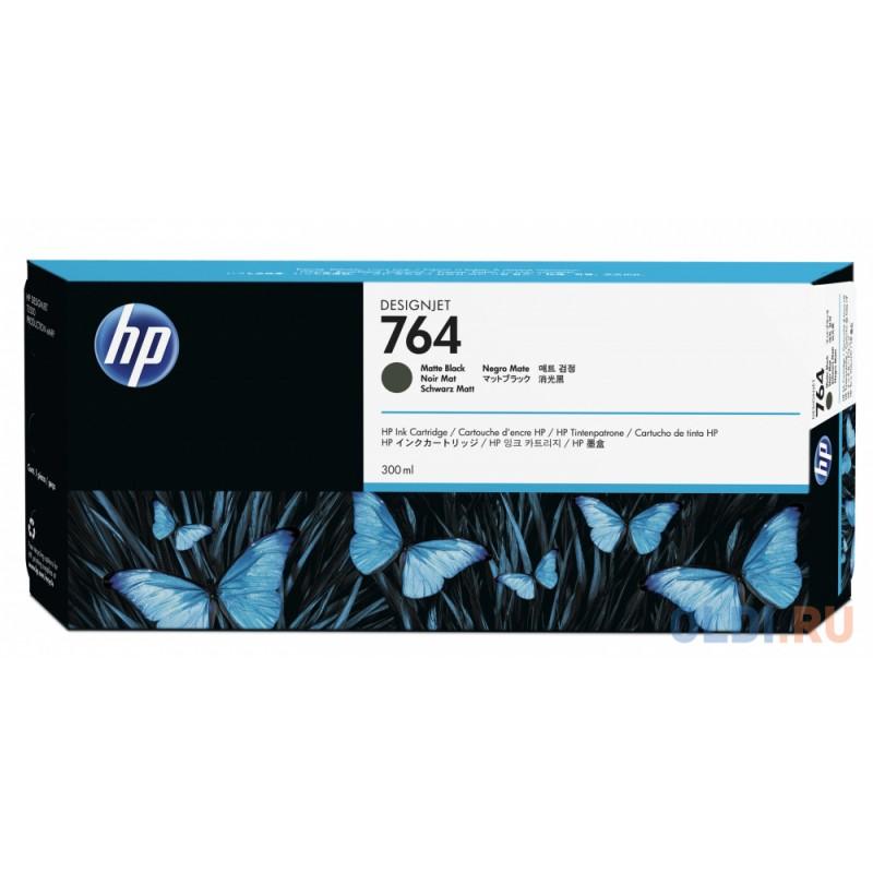 Картридж HP C1Q16A для DesignJet T3500 матовый черный 300мл