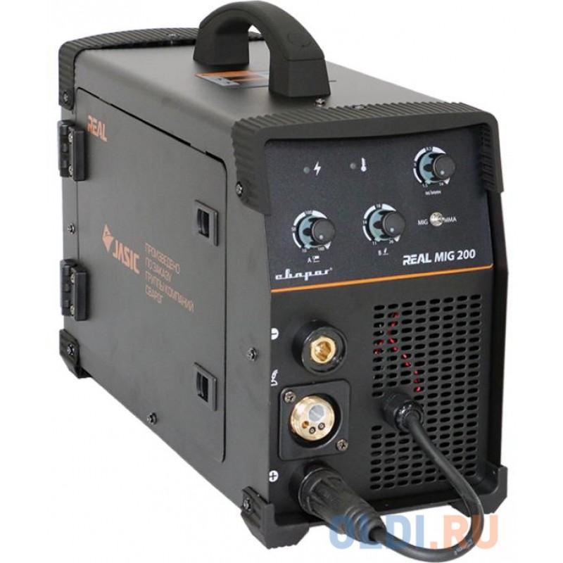 Сварочный инвертор Сварог MIG 200 REAL (N24002) Black