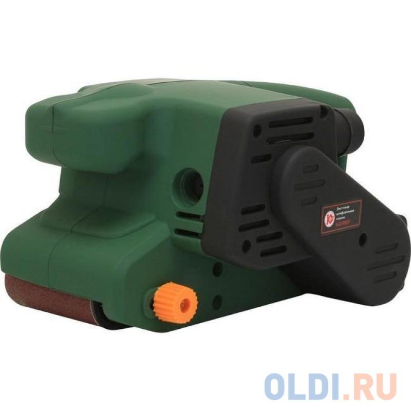 Машинка шлифовальная ленточная КАЛИБР ЛШМ- 750   750Вт 76х457мм
