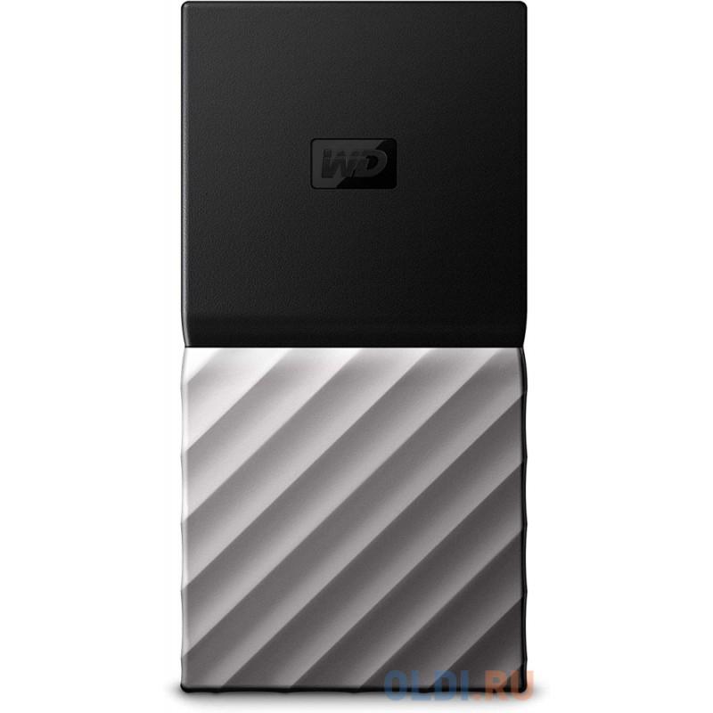 Накопитель SSD WD Original USB Type-C 1Tb WDBKVX0010PSL-WESN My Passport 1.8