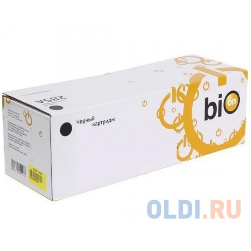 Картридж Bion SP100 для Ricoh Aficio SP100/100SU/100SF черный 2000стр