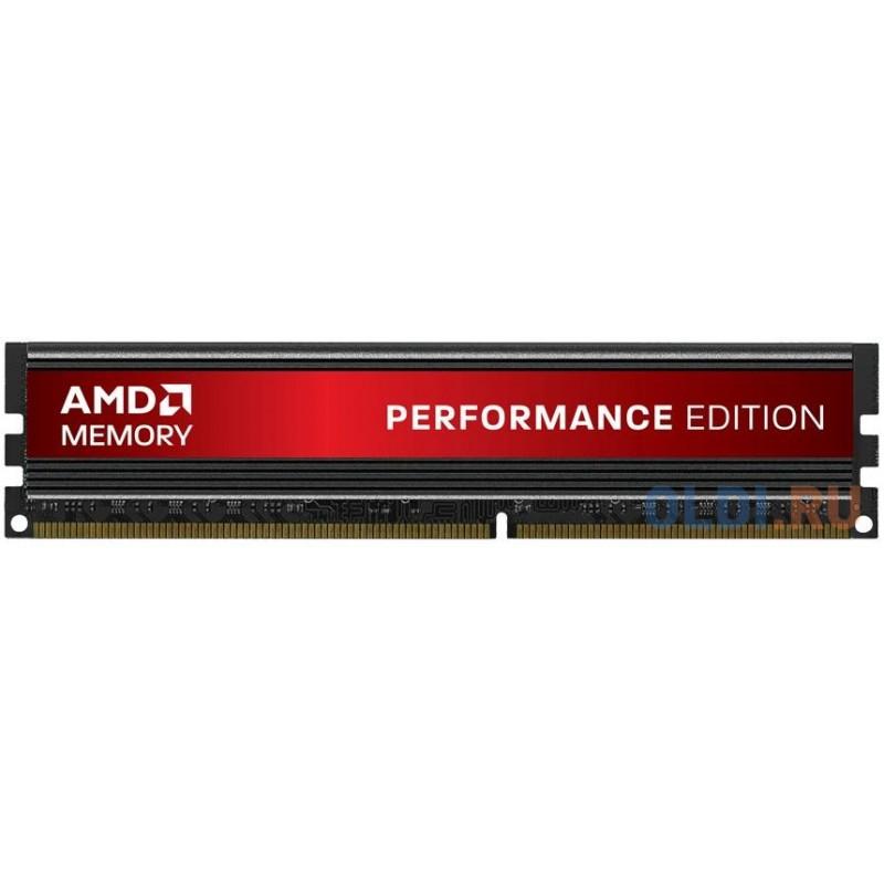 Оперативная память для компьютера AMD R9 Gamers DIMM 8Gb DDR4 3000MHz