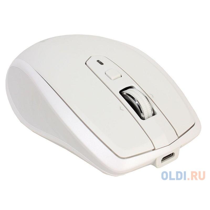 Мышь (910-005155)  Logitech MX Anywhere 2S Wireless Mouse LIGHT GREY