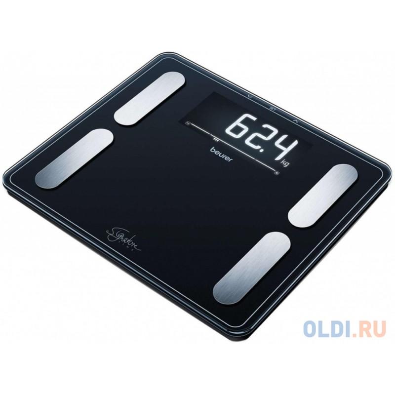 Весы напольные Beurer BF410 чёрный