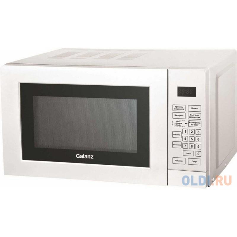 Микроволновая печь Galanz MOG-2042S 700 Вт белый