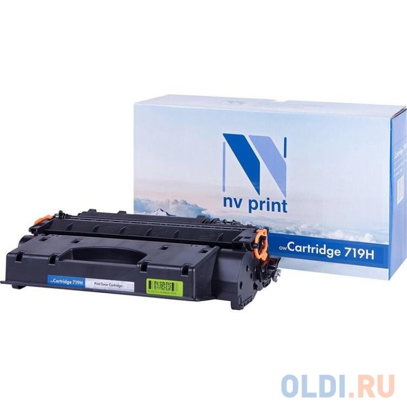 Картридж NV-Print Сartridge 719H 6400стр Черный