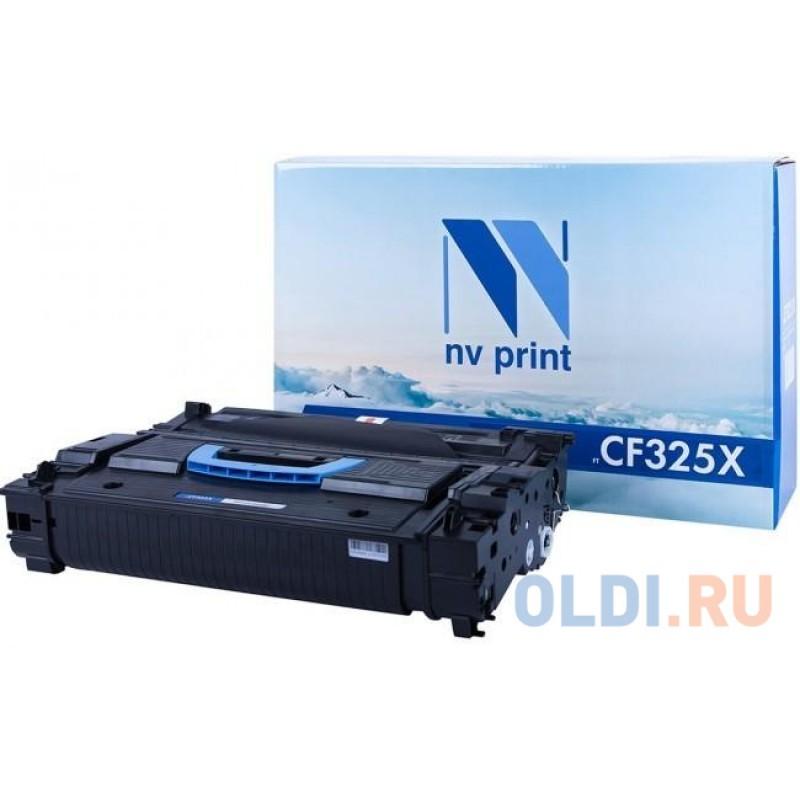 Картридж NVP совместимый NV-CF325X для HP LaserJet Flow M830z/ M806dn/ M806x+ (40000k)