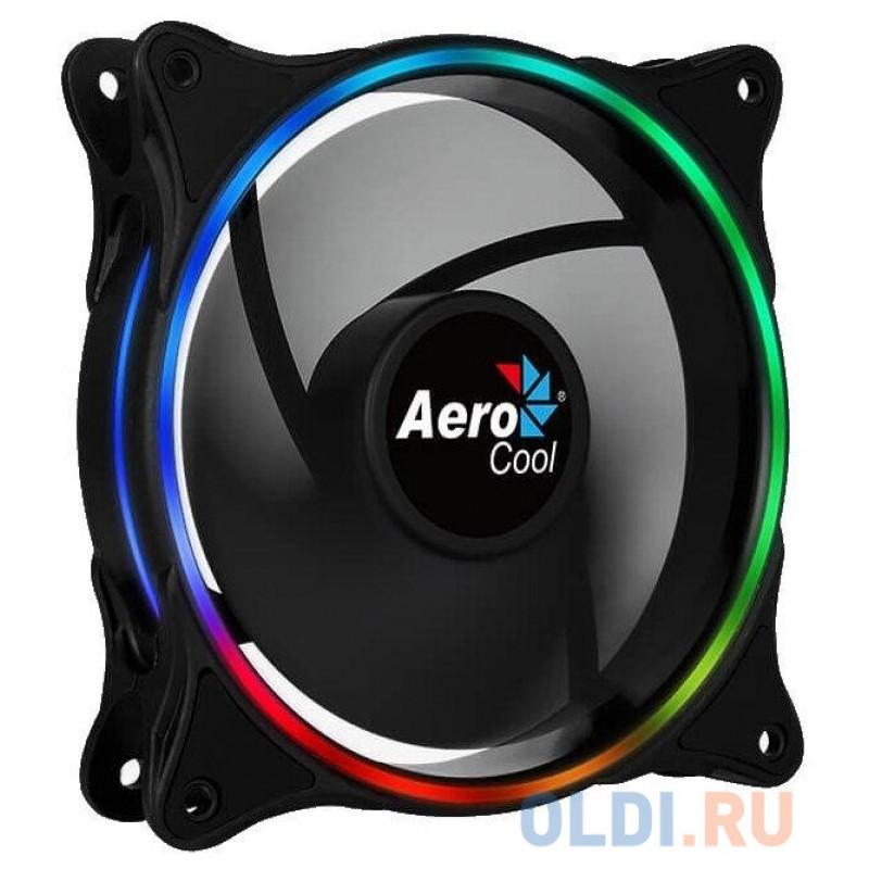 Вентилятор Aerocool Eclipse, Addressable RGB LED, 120x120x25мм, 6-PIN PWM
