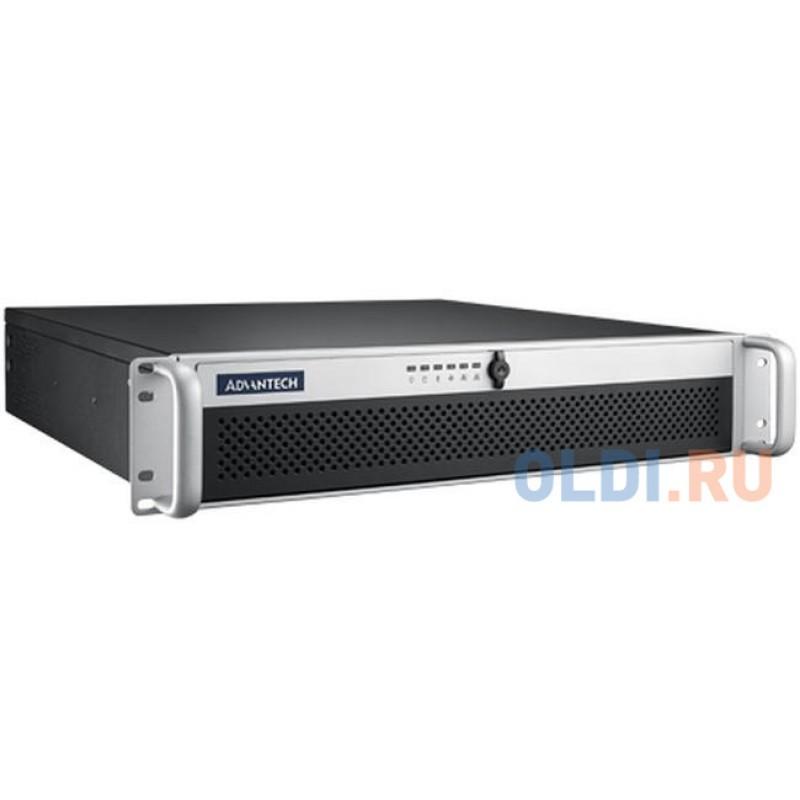 Серверный корпус 2U Advantech ACP-2020MB-50RE 500 Вт серебристый чёрный