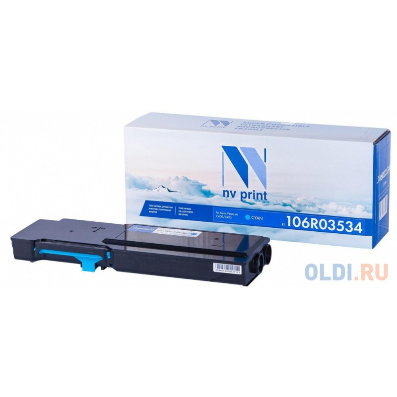 Картридж NVP совместимый NV-106R03534 Cyan для Xerox VersaLink C400/C405 (8000k)