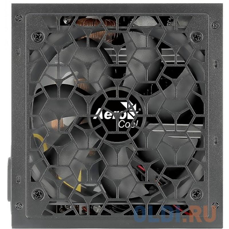 Блок питания ATX 750 Вт Aerocool AERO BRONZE 750