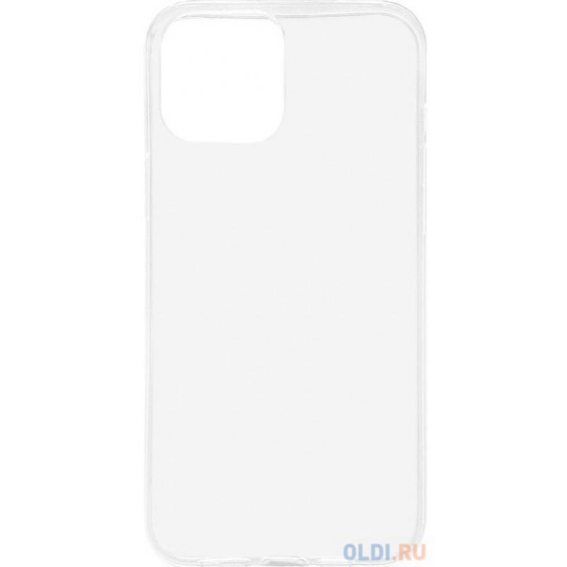 Накладка DF iCase-19 для iPhone 12 Pro Max прозрачный