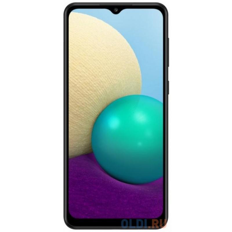 Смартфон Samsung Galaxy A02 32 Gb Black