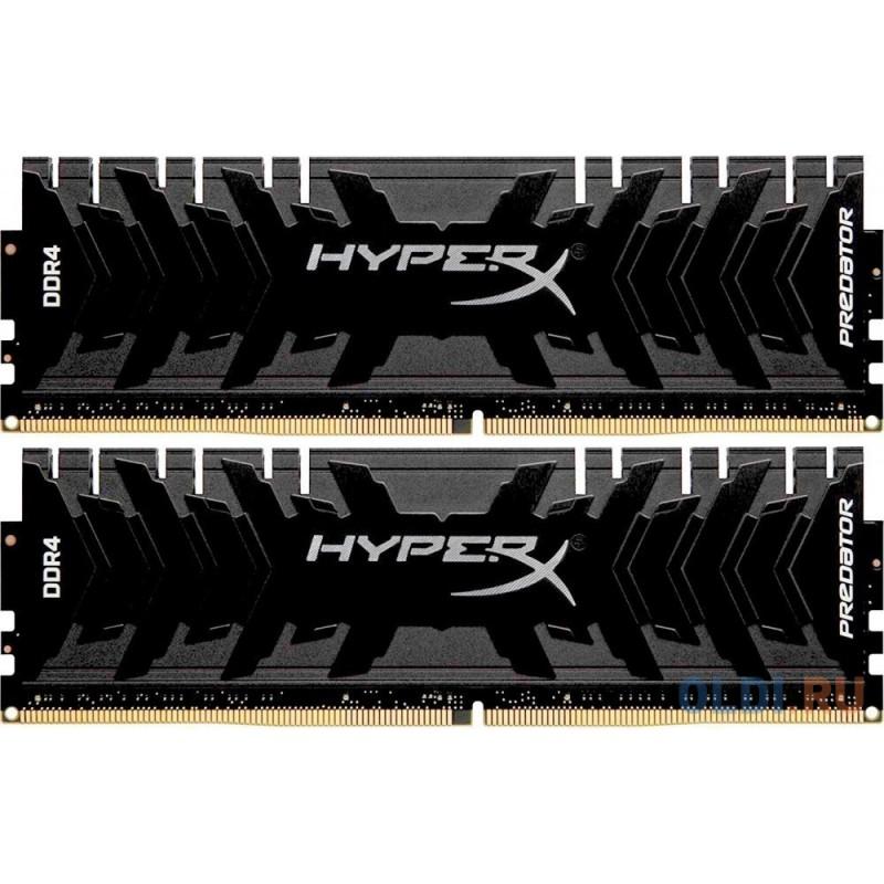 Оперативная память Kingston HX432C16PB3K2/64 DIMM 64Gb DDR4 3200MHz