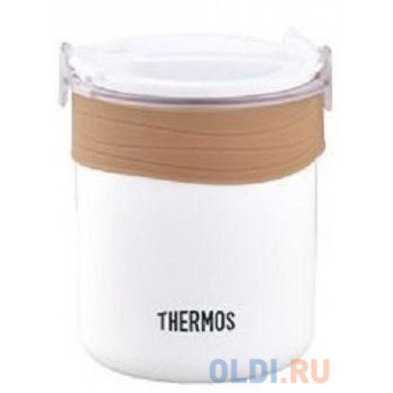 Термос THERMOS JBS-360 0,36л бежевый белый