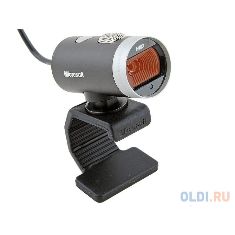 Веб-Камера Microsoft Lifecam Cinema USB 6CH-00002