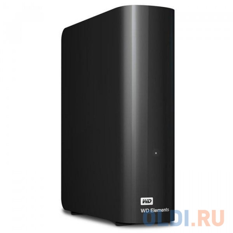 Жесткий диск WD Original USB 3.0 10Tb WDBWLG0100HBK-EESN Elements Desktop 3.5