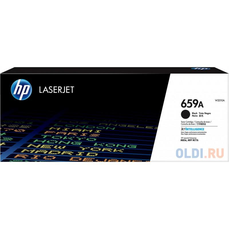 Картридж HP W2010A 16000стр Черный