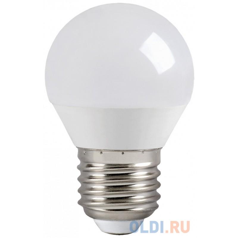 Iek LLE-G45-5-230-40-E27 Лампа светодиодная ECO G45 шар 5Вт 230В 4000К E27 IEK