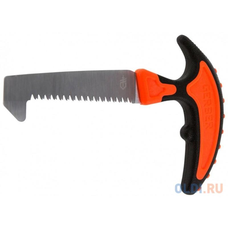 Пила Gerber Vital Pack (1021132) черный/оранжевый сталь