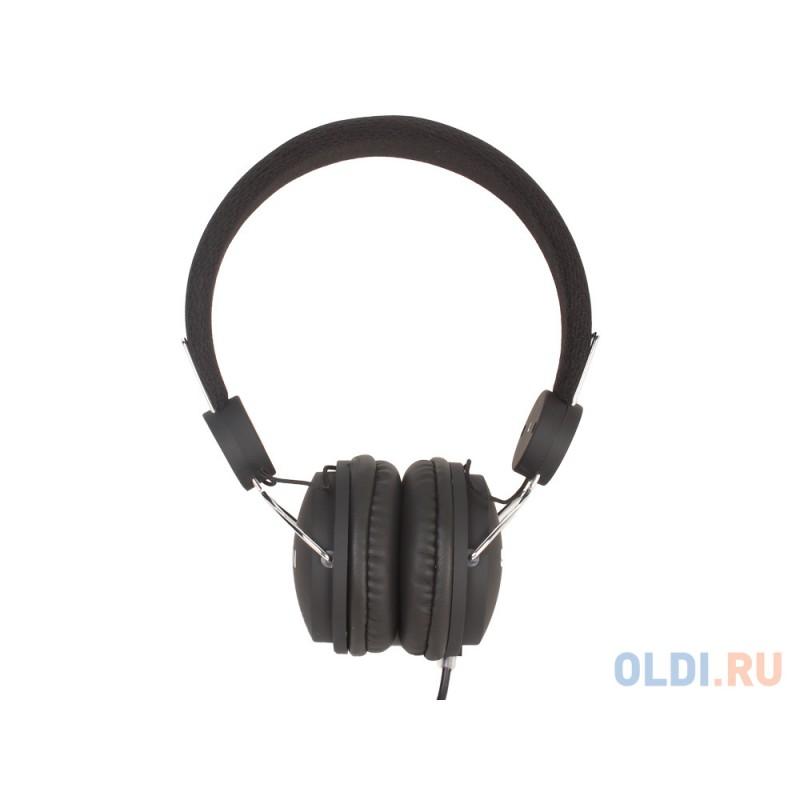 Наушники SVEN AP-320M, черный (микрофон,1,2 м)