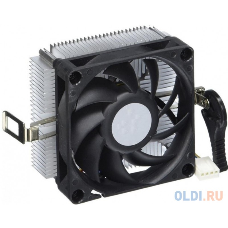 Кулер Near-Silent 65W AMD Thermal Solution (D1) > AM4 /TPD 65W /PWM (MAX RPM 3300)/Dimensions: 77mm (L), 70mm (W), 39mm (H) OEM