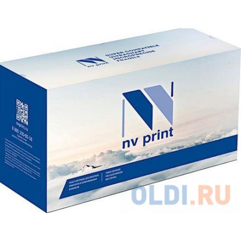 Картридж NV-Print CLT-Y409S 1000стр Желтый