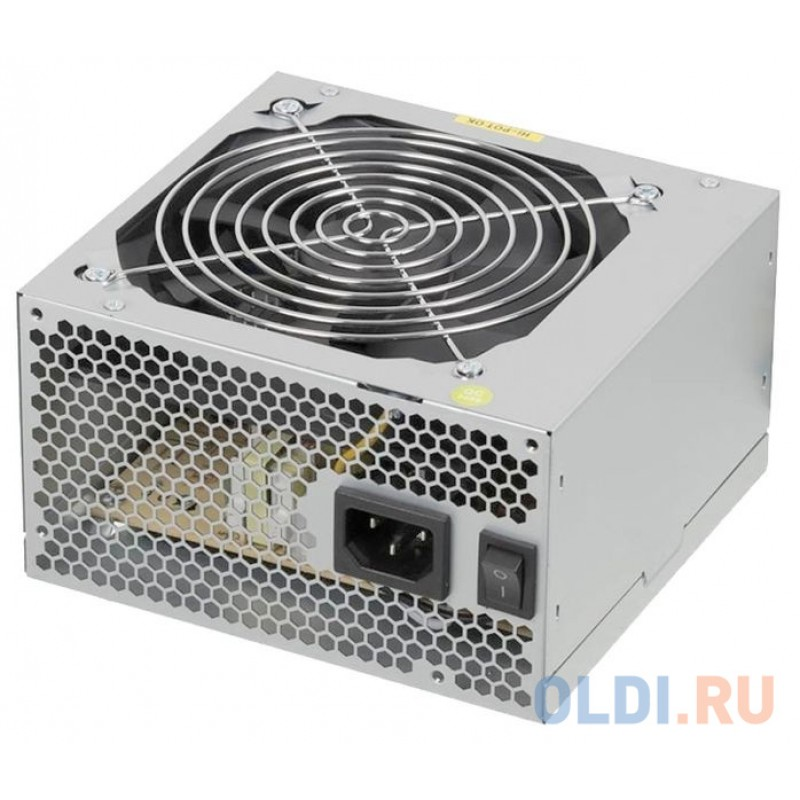 Блок питания ATX 600 Вт Accord ACC-600W-80BR